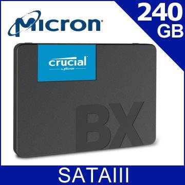 露天最低價【保固內】美光Micron Crucial BX500 240GB SATAⅢ固態硬碟 One Drive
