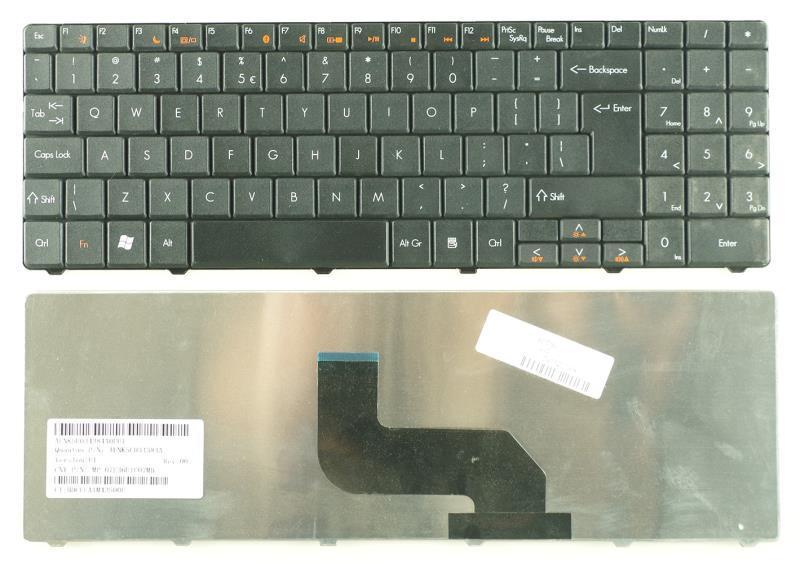 宏基ACER NV52 EMACHINES  E625 E627 E725 E727 E525 E527鍵盤