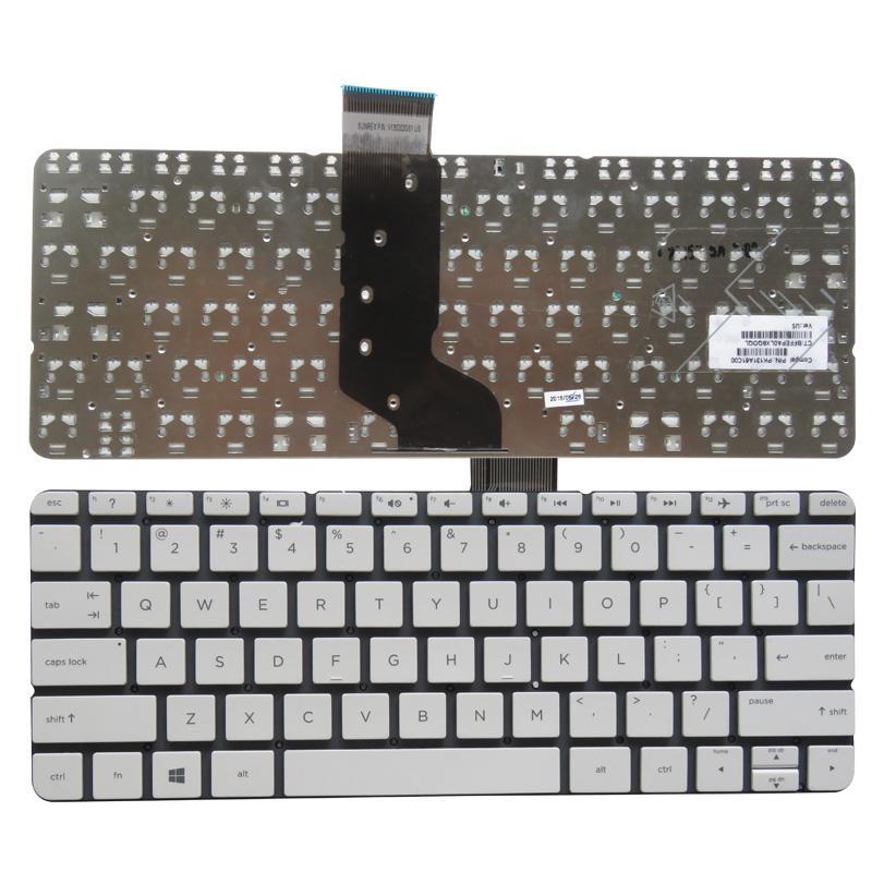 冠澤 HP惠普11-D010WM D011WM D001TU D020NR 11-R 11-G 11-P鍵盤