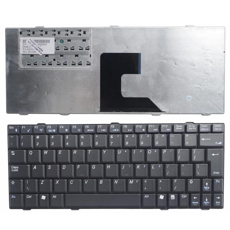 冠澤 FUJISTU富士通 V3205 SI1520 U9200 SI1520 SI1520鍵盤 英文