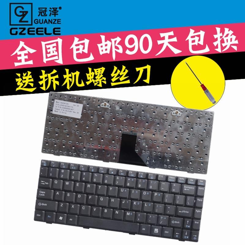 冠澤聯想F40A F40L F40M F40G F50T F50A D500鍵盤F30A F30L F30M