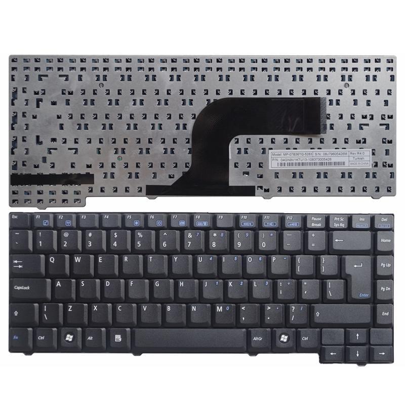 冠澤華碩 ASUS X59/SL/GL/SR F5V A3D A3000V Z91E/ER Z9100E鍵盤