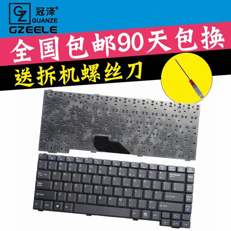 冠澤 捷威GATEWAY MT6000 MA8 ML6021C ML6720 MT6019鍵盤MT6019C
