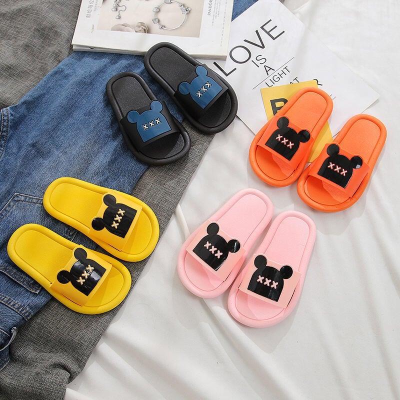 工廠現貨 兒童拖鞋 涼鞋 沙灘鞋 夏男童女童寶寶室內防滑軟底小孩可愛家居涼拖鞋