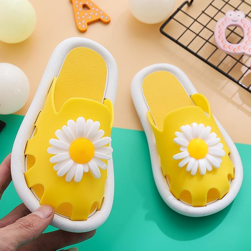 工廠現貨 兒童拖鞋 涼鞋 沙灘鞋 滑軟底拖鞋女童小孩室內外穿中大童親子包頭涼拖