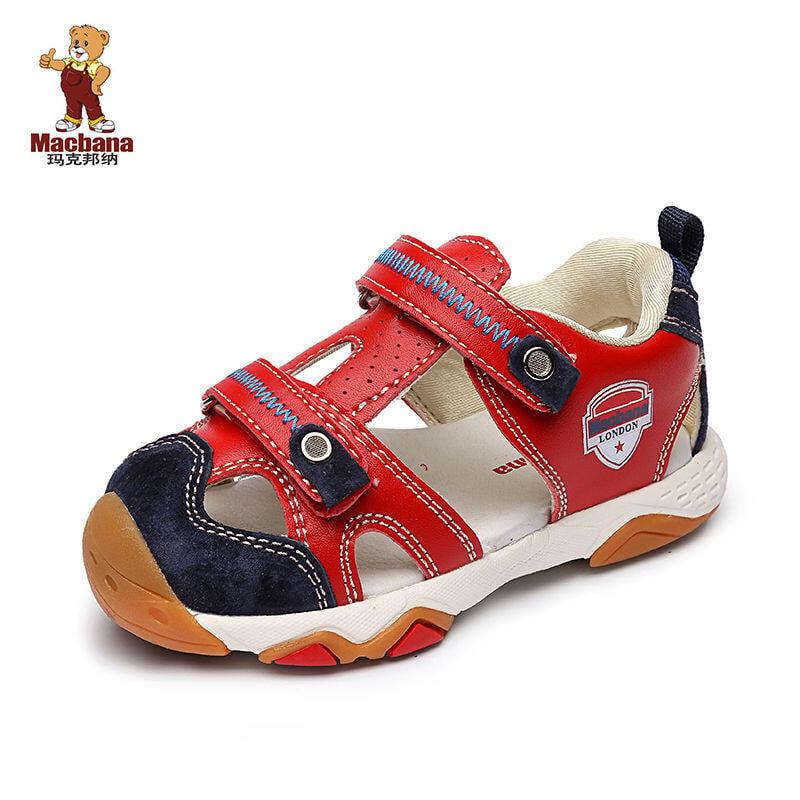 工廠現貨 兒童拖鞋 涼鞋 機能鞋 涼鞋白色男童鞋小寶寶鞋女機能鞋軟底學步鞋包頭