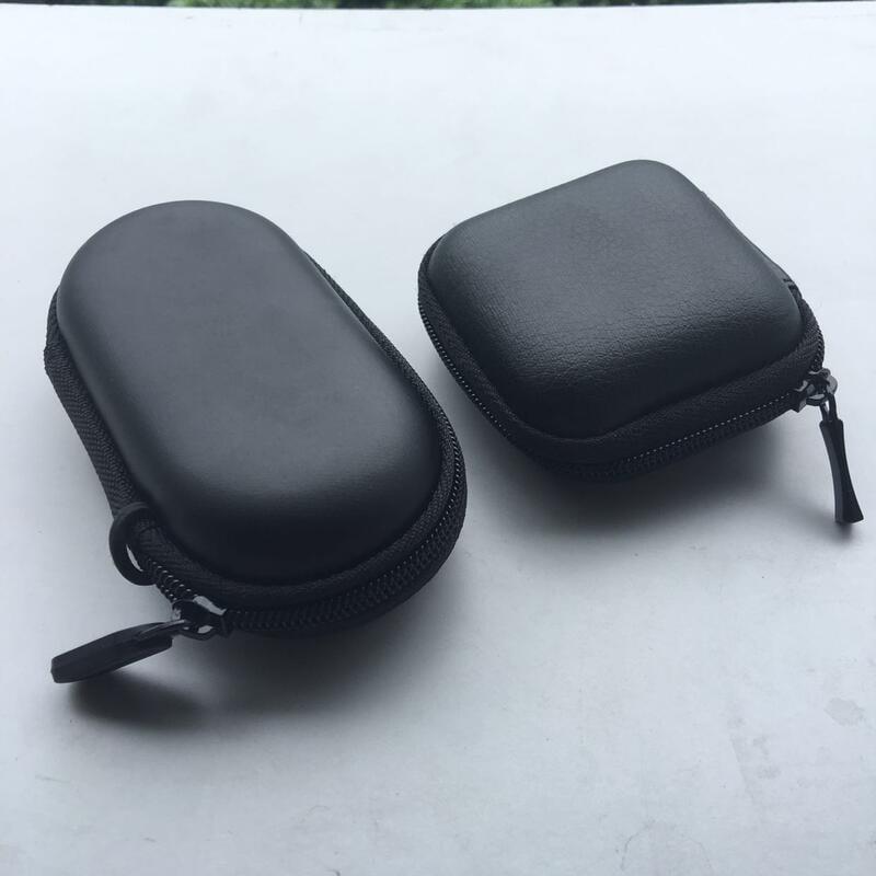 耳機包耳機線收納包硬質耳機保護盒便攜迷你收納袋收納盒