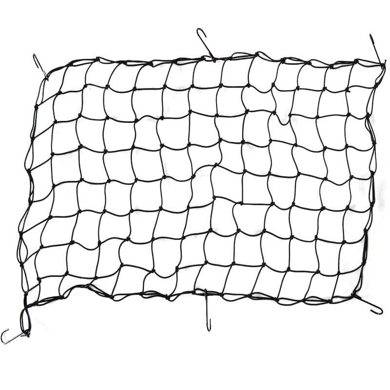 AXEMAN高強彈力繩車頂行李網自駕汽車摩托車騎行貨物網罩捆扎帶