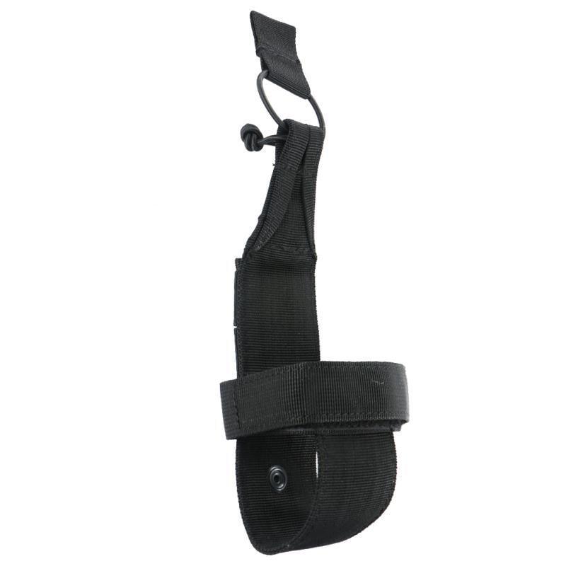 戶外戰術水壺包套可調節便攜水杯套水瓶袋掛包保溫杯腰封背包掛件
