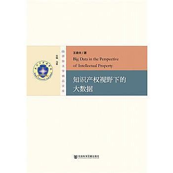 【愛書網】9787520123211 知識產權視野下的大資料 簡體書 大陸書 作者:王德夫 出版社:社會科學文獻出版社