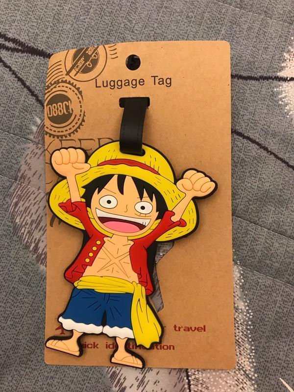 海賊王行李吊牌