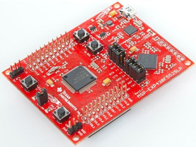 MakeHub 含稅原裝 MSP430F5529 MSP-EXP430F5529LP USB LaunchPad 開發板
