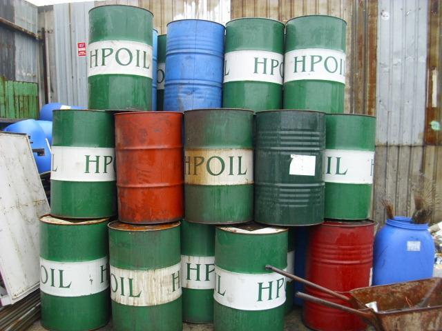 大鐵桶50加侖200公升油桶