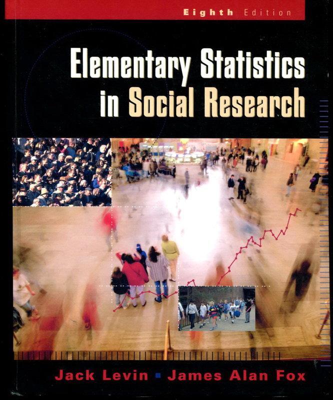 【語宸書店】Elementary Statistics in Social Research-八版 0321044606