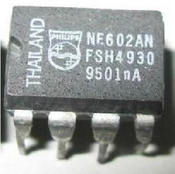 [二手拆機][含稅]平衡混頻集成【直插】NE602AN NE602N SA602N