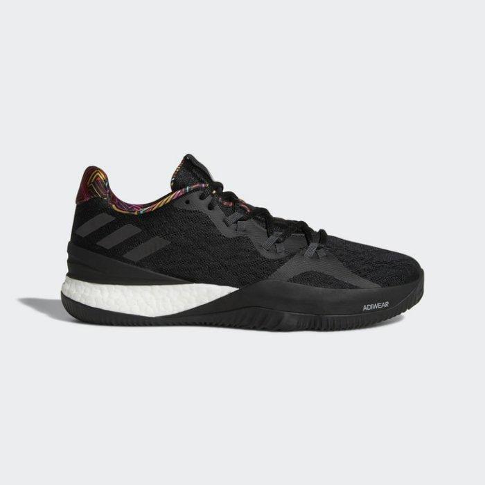 9527 adidas Crazy Light Boost 2018 籃球鞋 黑色 彩色 B43799 林書豪
