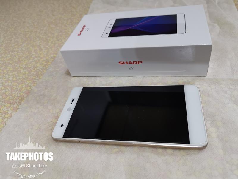 夏普 SHARP Z3 (4G/64G) 5.7吋智慧手機(二手須更換電池)