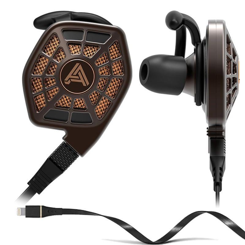代購 AUDEZE iSINE20 LIGHTNING線 旗艦耳道式耳機 平面振膜 入耳式開放式 可面交