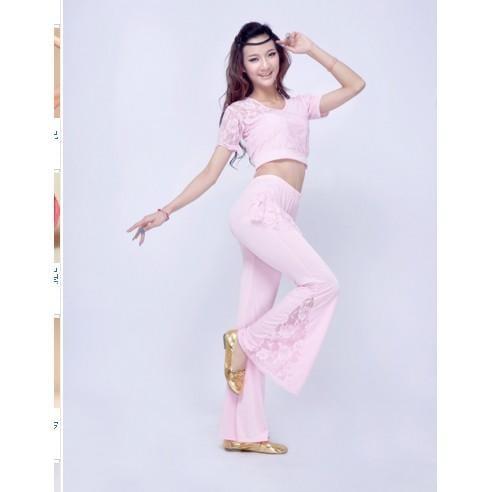肚皮舞服裝 裙褲練習套裝 高檔印度舞蹈表演出服裝 新款
