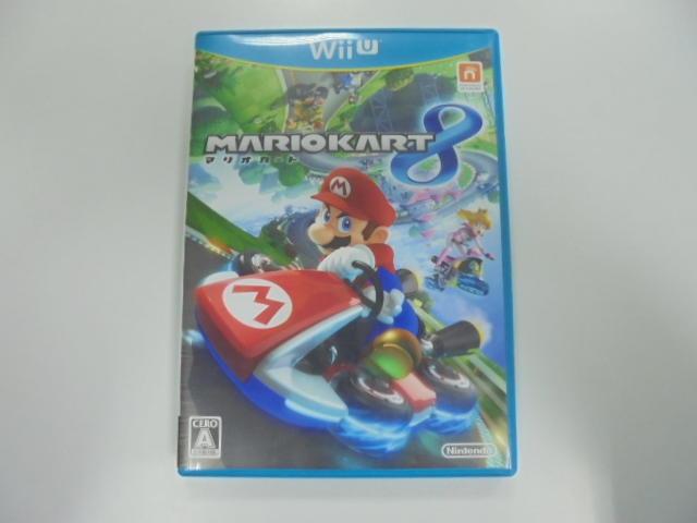WII U 日版 GAME 瑪利歐賽車8 (41006313)