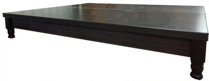 【尚品傢俱】JC-03 3分夾板5尺車枳腳床底~另有 3 & 3.5 & 6 & 7尺(可選厚度、顏色)