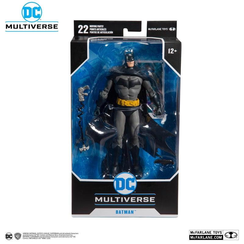 全新現貨 麥法蘭 DC Multiverse 蝙蝠俠 BATMAN 漫畫版 白騎士 正義聯盟 超商付款免訂金