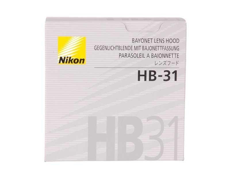 [NRC]原廠 HB-31 77mm bayonet lens hood盒裝遮光罩Nikon 17-55mm F2.8G
