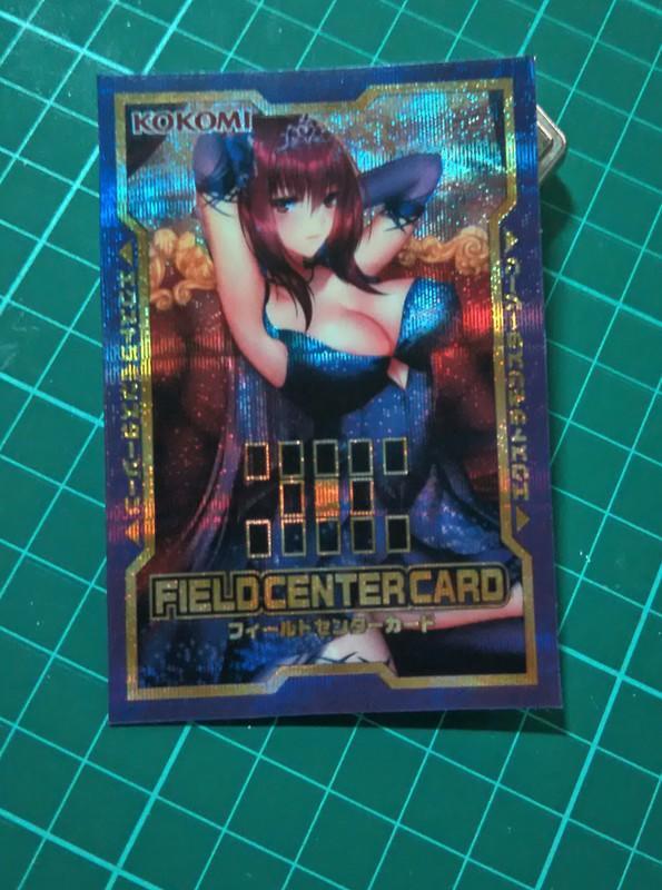 遊戲王 半鑽 同人卡 FGO 槍兵 斯卡哈  隔板 L區專用卡 代幣 衍生物 token