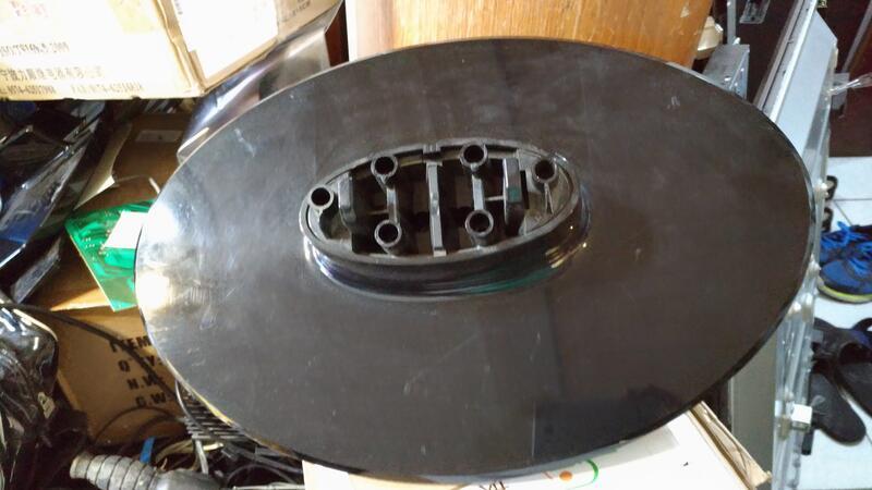 明基 BenQ PQ4242 SQ4242 42吋液晶電視腳架良品 附螺絲-林口家電