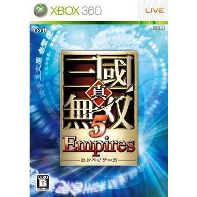 現貨熱賣xbox360游戲碟光盤真三國無雙5帝國中文版D9盤買多包郵XBOX360