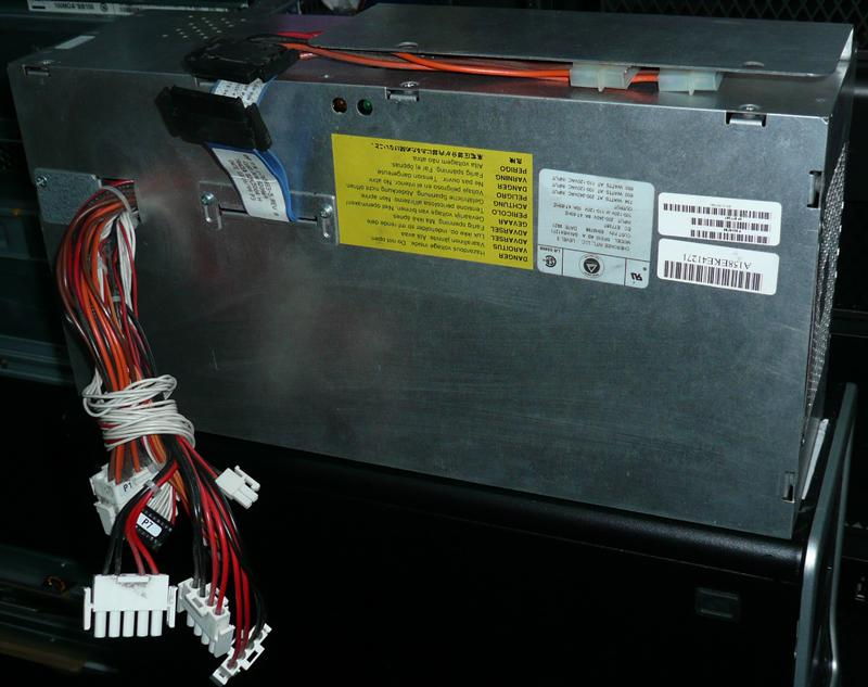 【Monster】 IBM RS/6000 F50 Power Supply 93H9788 電源供應器 650W