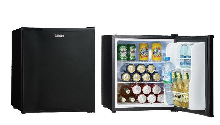 聲寶 電子式冰箱 KR-UA48C