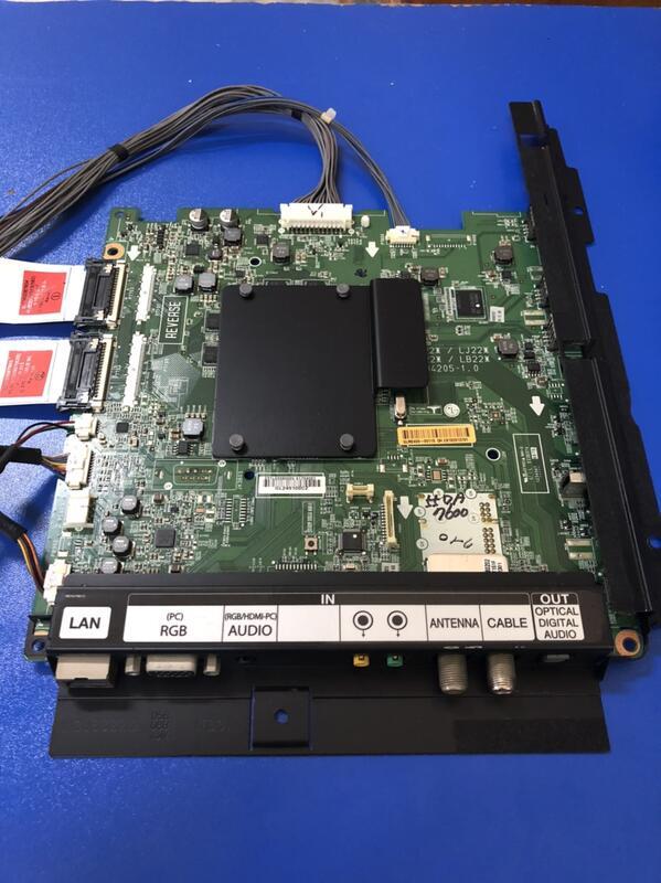 LG 樂金 55LM7600-DA 主機板 EAX64434205-1.0 拆機良品 1