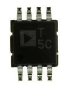 [二手拆機][含稅]ADT75BRM=T5C 數位溫度感測器晶片 MSOP-8