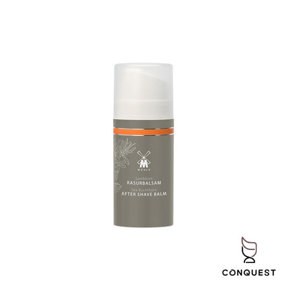 【 CONQUEST 】德國 MUHLE ASSD After Shave Balm Sea Bucktho 柑橘鬍後乳