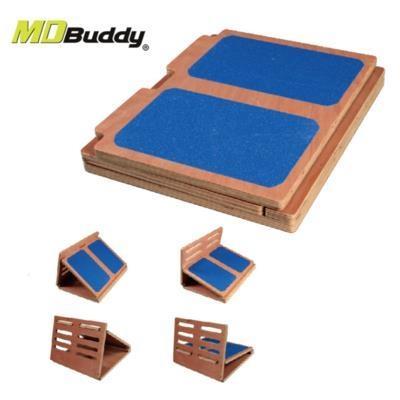 專業拉伸板 多角度可調節拉筋凳 腿部拉筋板 美腿拉筋板 木質材質