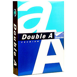 DoubleA 80G A4多功能影印紙 (10包/2箱) **免運費**