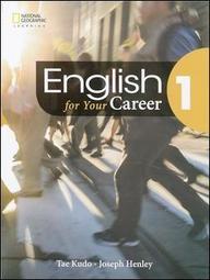 <建宏>English for Your Career (1) with MP3 CD/東華/9789869586122