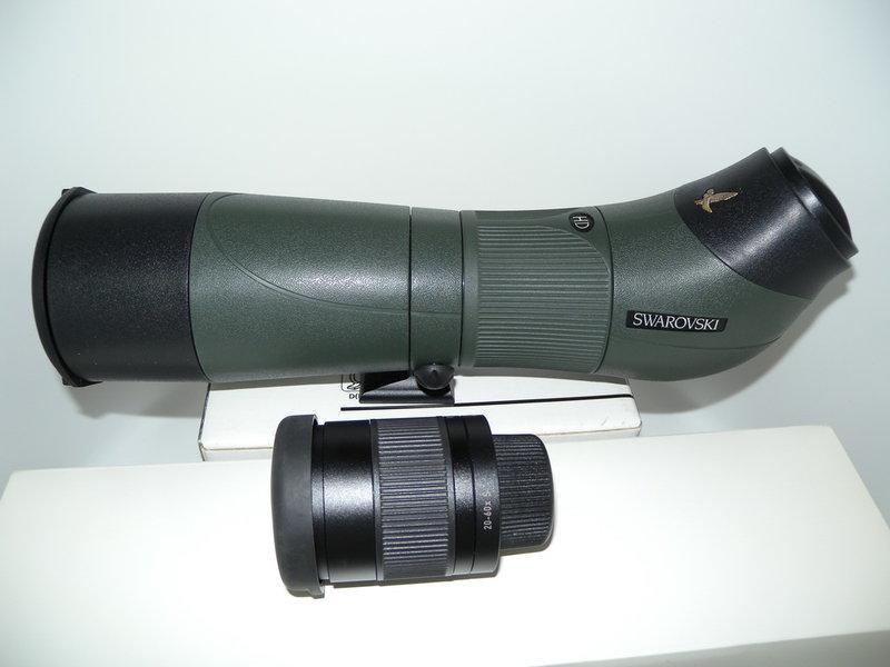 SWAROVSKI ATM65HD單筒望遠鏡 20-60X
