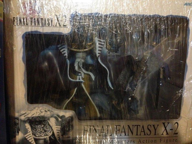 "太空戰士 Final Fantasy Master Creatures 壽屋 召喚獸 用心棒""異色版"""