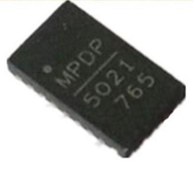 [二手拆機][含稅]MP5021GQV QFN-22 電源管理晶片 拆機二手MPS