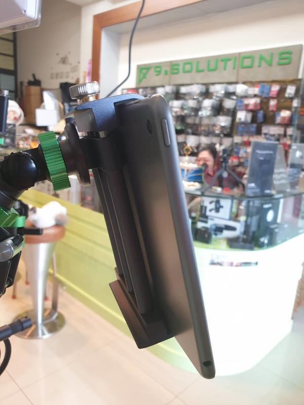 來來相機   9.SOLUTIONS 平板夾 】 iPad Pro 金屬 夾具 支架 平板固定架 平板電腦 固定夾 立架