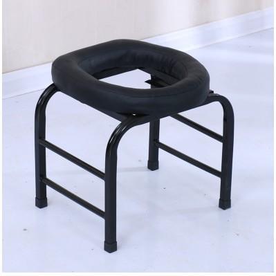 折疊防滑孕婦老人坐便椅老年廁所坐便凳簡易坐廁椅坐便器大便馬桶(限宅配)