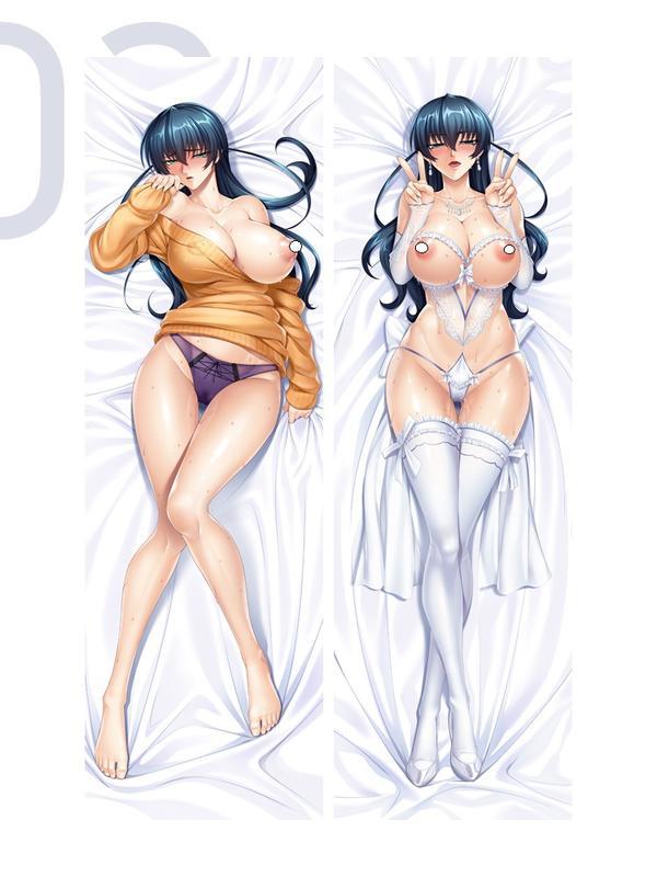 現貨 C95 對魔忍 井河asagi 家居婚紗抱枕套 kagami ... lilith 監獄戰艦