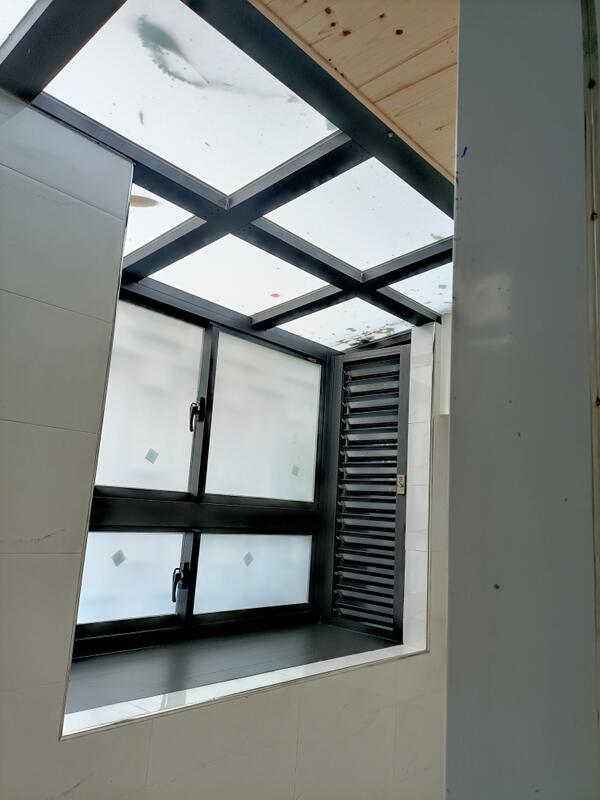 北部地區各式鐵窗  鐵門  鐵皮屋  採光罩  電動捲門