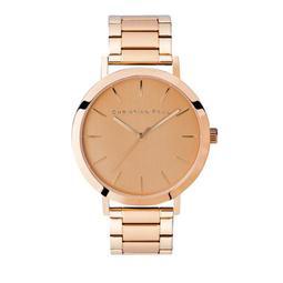【Christian Paul】澳洲時尚手錶現貨,玫瑰金不鏽鋼鍊條43mm,不輸DW、Cluse、COACH,男錶女錶