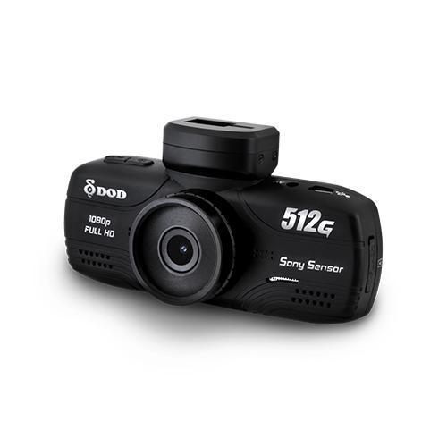 【小林3C】 DOD 512G【送32G+後扣+DP4】 GPS測速提示 附徧光鏡 SONY感光 行車記錄器