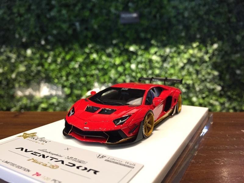 1/43 FuelMe LB-Works Aventador 50th LP700-4 FM43007JN02【MGM】