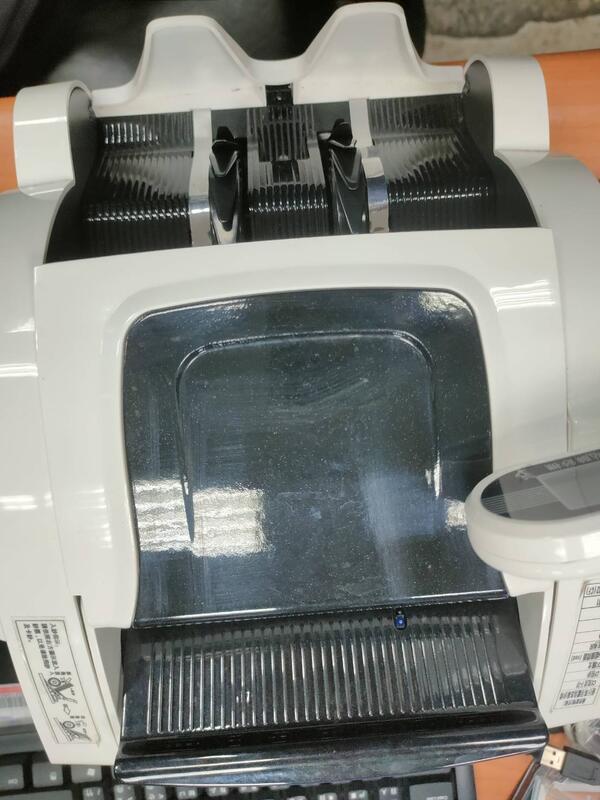 智慧贏家 GS-700精巧型點驗鈔機 二手 保固七天
