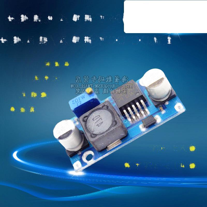 LM2596直流DC-DC電源模塊 LM2596S-ADJ 可調降壓/穩壓模塊 221-00716